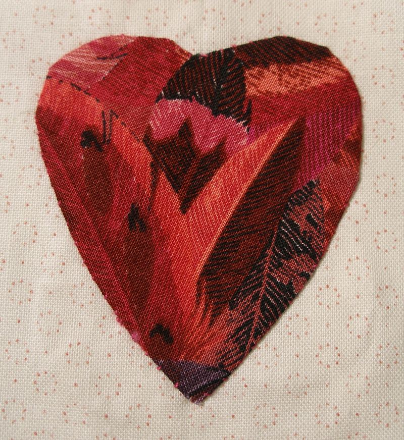 Valentine-heart-cloth
