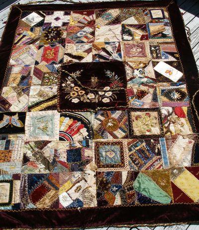 1880's quilt - 02
