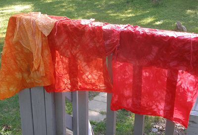 Dye-rainbow-reds-drying