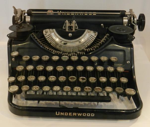 2011-Aug-Jack-Kerouac's-typewriter