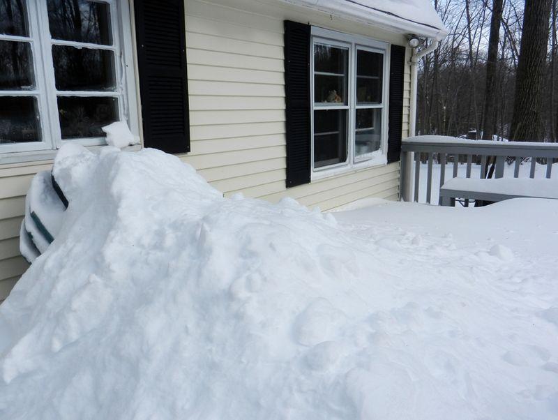 Snow-on-porch