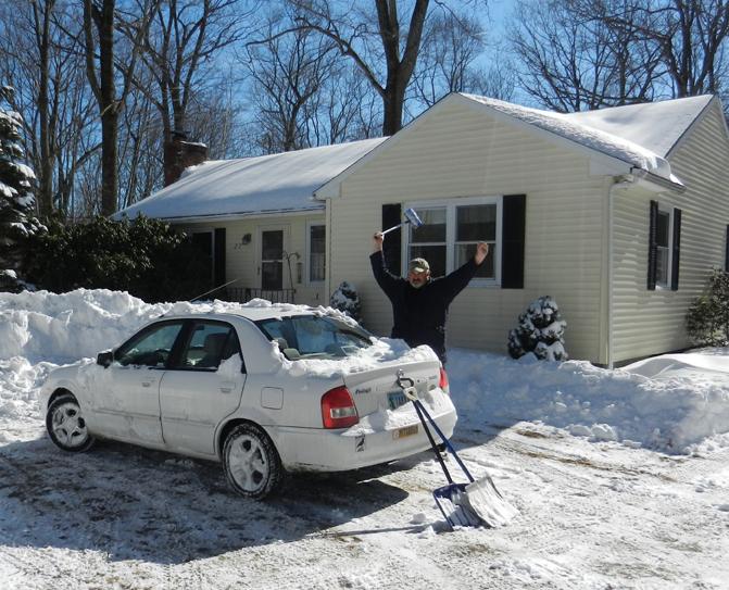 Phil-snow-car