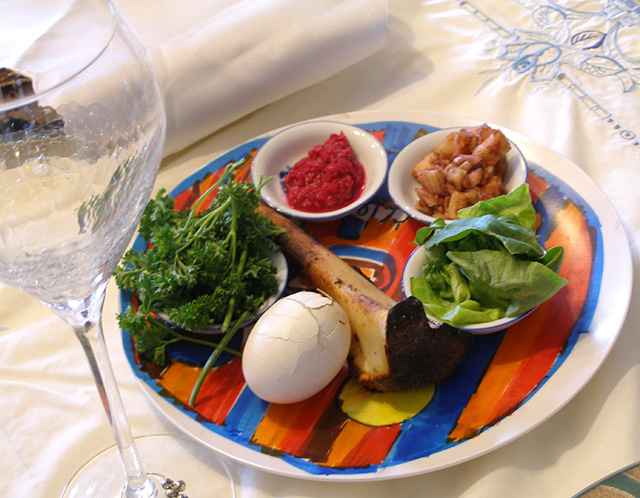 Passover Plate - cover photo